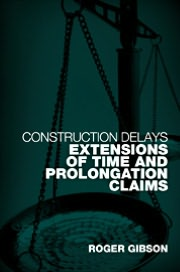 Delay and Extensions of Time Claims