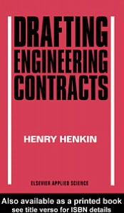 Drafting Engineering Contracts