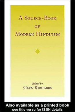A Source-Book of Modern Hinduism