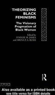 Theorizing Black Feminisms