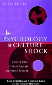Psychology of Culture Shock - ED2