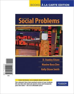 Social Problems, Books a la Carte Edition