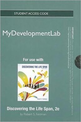 NEW MyDevelopmentLab Student Access Code Card for Discovering the Life Span (standalone)