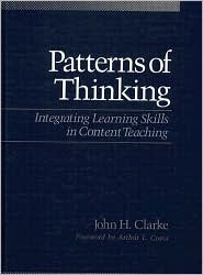 Patterns of Thinking: Integrating Learning Skills In Content Teaching