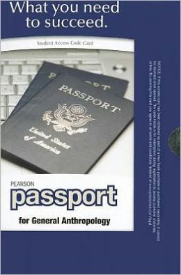 Pearson Passport Student Access Code Card for Anthropology (standalone)