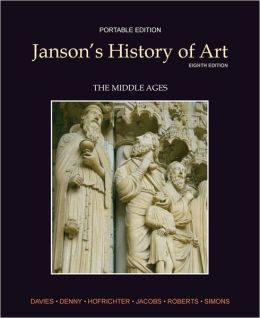 Janson's History of Art Portable Edition Book 2: The Middle Ages Plus MyArtsLab with Pearson eText
