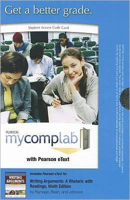 MyCompLab with Pearson eText -- Standalone Access Card -- for Writing Arguments