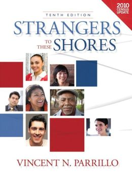 Strangers to these Shores Census Update, Books a la Carte Plus MySocLab with eText -- Access Card Package