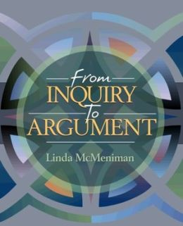 From Inquiry to Argument