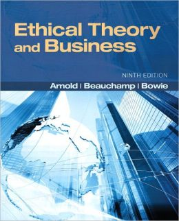 Ethical Theory and Business Plus MySearchLab with eText -- Access Card Package