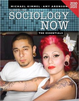 Sociology Now: The Essentials Census Update, Books a la Carte Edition