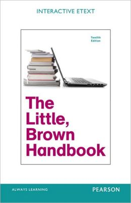 MyCompLab with Pearson eText -- Standalone Access Card -- for The Little, Brown Handbook