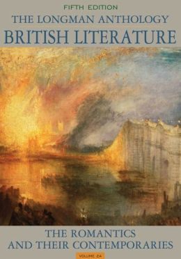 Longman Anthology of British Literature Volume 2 Package, The (with 2B and 2C 4e and 2A 5e)