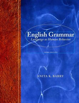English Grammar: Language as Human Behavior