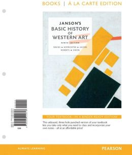 Janson's Basic of History of Western Art, Books a la Carte Edition