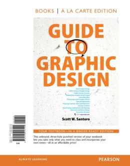 Guide to Graphic Design Textbook, Books a la Carte Edition