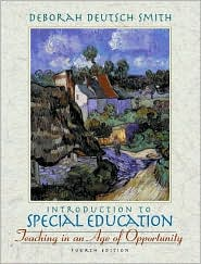 Introduction to Special Education: Teaching in an Age of Opportunity