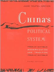 China's Political System: Modernization and Tradition