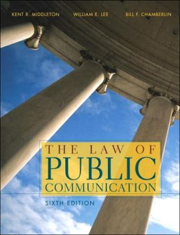The Law of Public Communication 2007