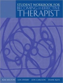 Workbook and Video Package for Becoming an Effective Therapist