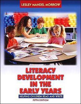 Literacy Development in Early Years - Text Only