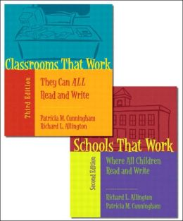 Classrooms That Work/Schools That Work, 2-Book Package