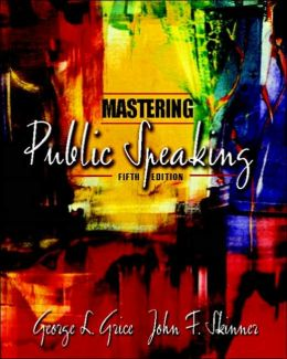 Mastering Public Speaking /with Student CD