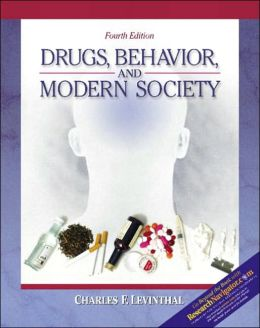 Drugs, Behavior and Modern Society with Research Navigator