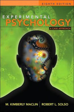 Experimental Psychology: A Case Approach
