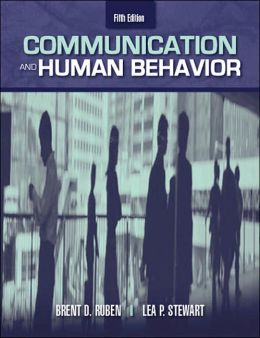 Communication and Human Behavior
