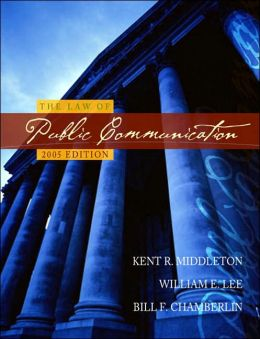 The Law of Public Communication 2005 Edition