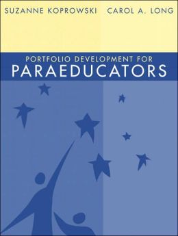Portfolio Development for Paraeducators