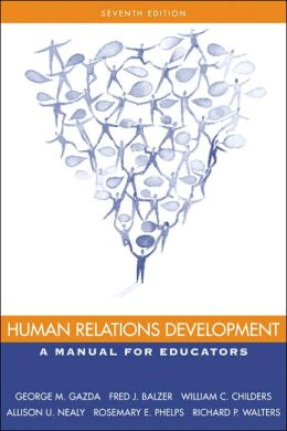 Human Relations Development: A Manual for Educators