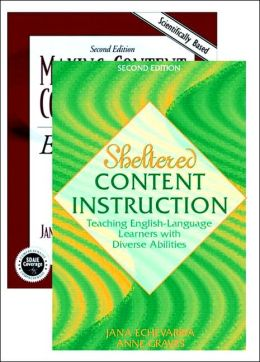 Sheltered Content and SIOP Model Bundle