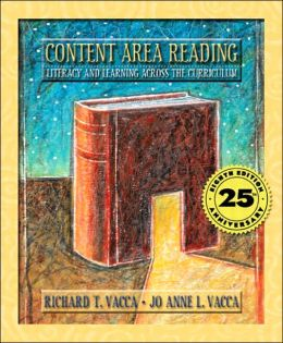 Content Area Reading: Literacy and Learning Across the Curriculum, MyLabSchool Edition