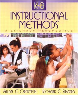 K-8 Instructional Methods: A Literacy Perspective, MyLabSchool Edition