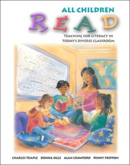 All Children Read - Teaching For Literacy in Tdoay's Diverse Classrooms