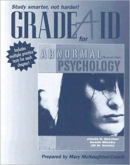 Abnormal Psychology Grade Aid Workbook