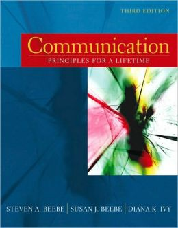 Communications Priciples for a Lifetime with Other