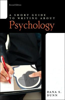 Writing about Psychology