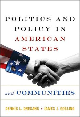 Politics and Policy in American States and Communities