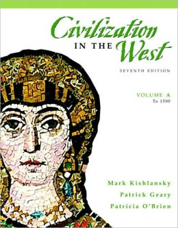 Civilization in the West, Volume A (to 1500)