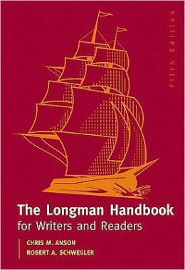 Longman Handbook For Writers and Readers