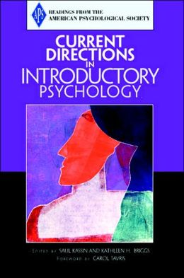 Current Directions in Introductory Psychology