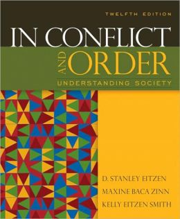 In Conflict and Order: Understanding Society