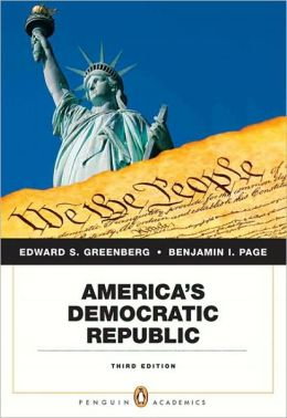America's Democratic Republic