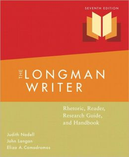 Mycomplab New with Pearson Etext Student Access Code Card for the Longman Writer (Standalone)