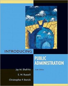 Introducing Public Administration Value Package (Includes Public Administration Workbook)