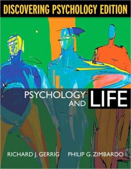 Psychology and Life, Discovering Psychology Edition (with MyPsychLab)