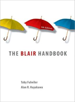The Blair Handbook [With Student Access Code]